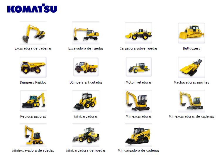 maquinaria nueva_komatsu_gestruck